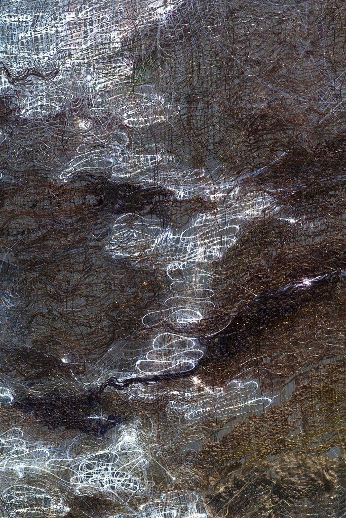 Höstflod, detalj