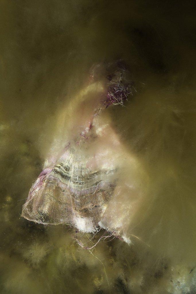 Väv under vatten